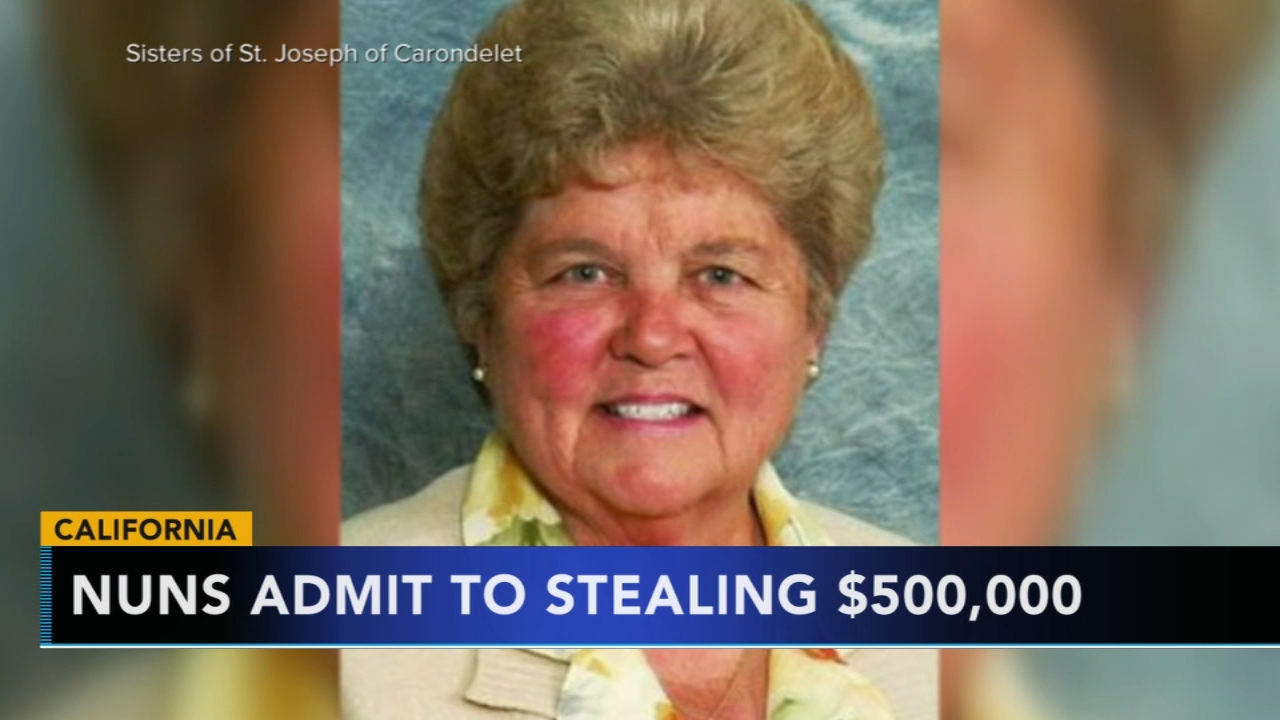 Nuns admit to stealing $500,000. Tamala Edwards reports during Action News Mornings on December 10, 2018.