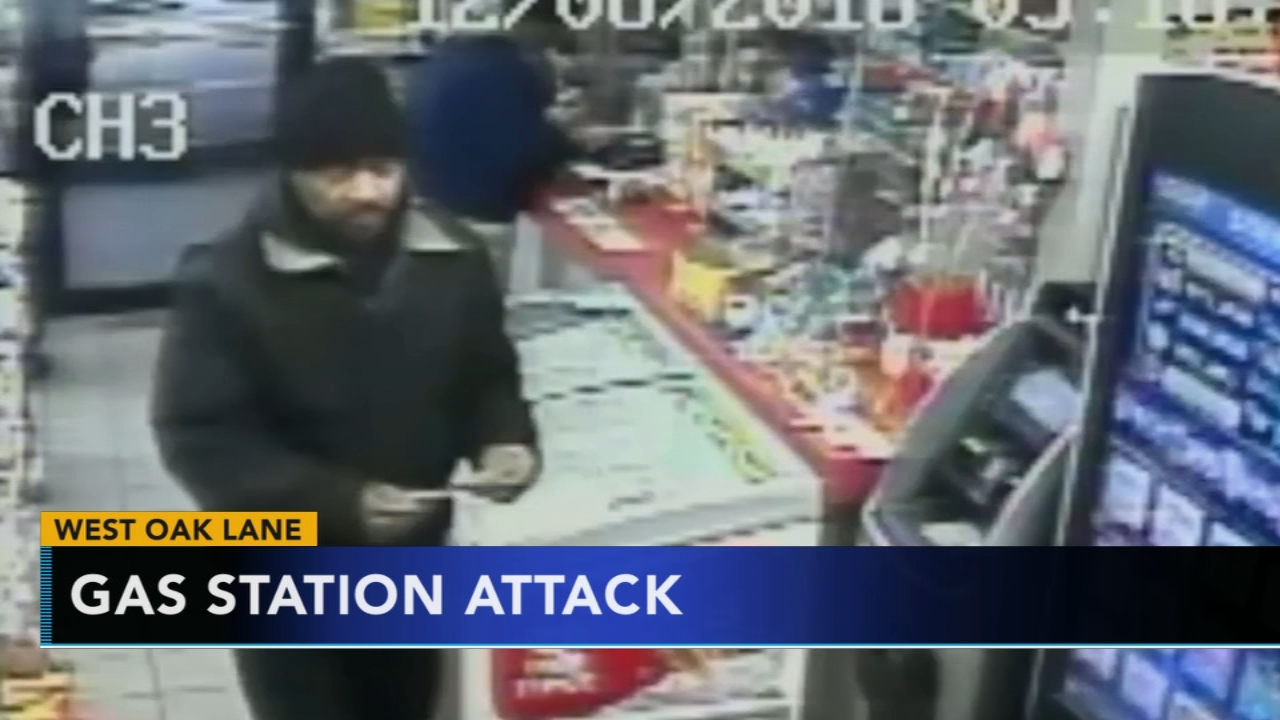 Suspect in attack on 81-year-old in West Oak Lane caught on video. Watch this report from Action News at 4pm on December 10, 2018.
