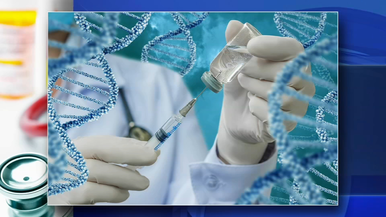 Local researchers developing vaccine to help combat Ebola virus - Ali Gorman reports during Action News at 5pm on December 11, 2018.