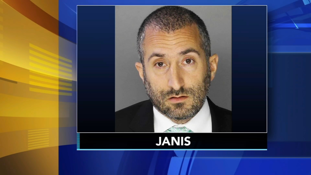 Chester Co. attorney arrested again for allegedly using ex-wifes identity. Maggie Kent reports during Action News at 5 p.m. on December 11, 2018.