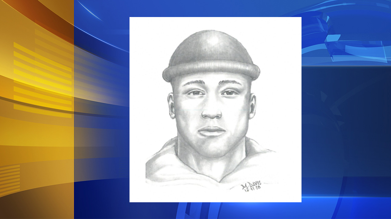 Pictured: Suspect in assaults on women in Norristown