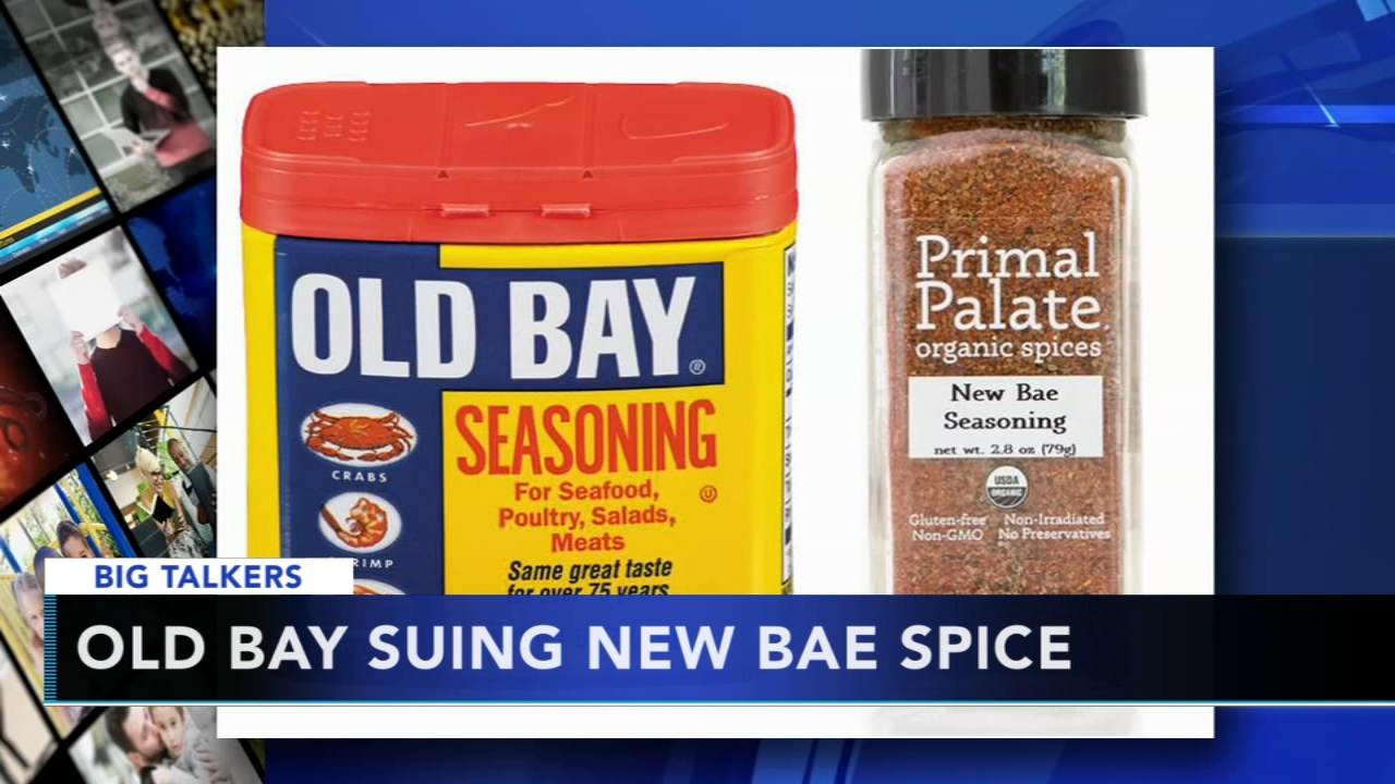 The makers of Old Bay are taking another company to court over the name of one of their products.