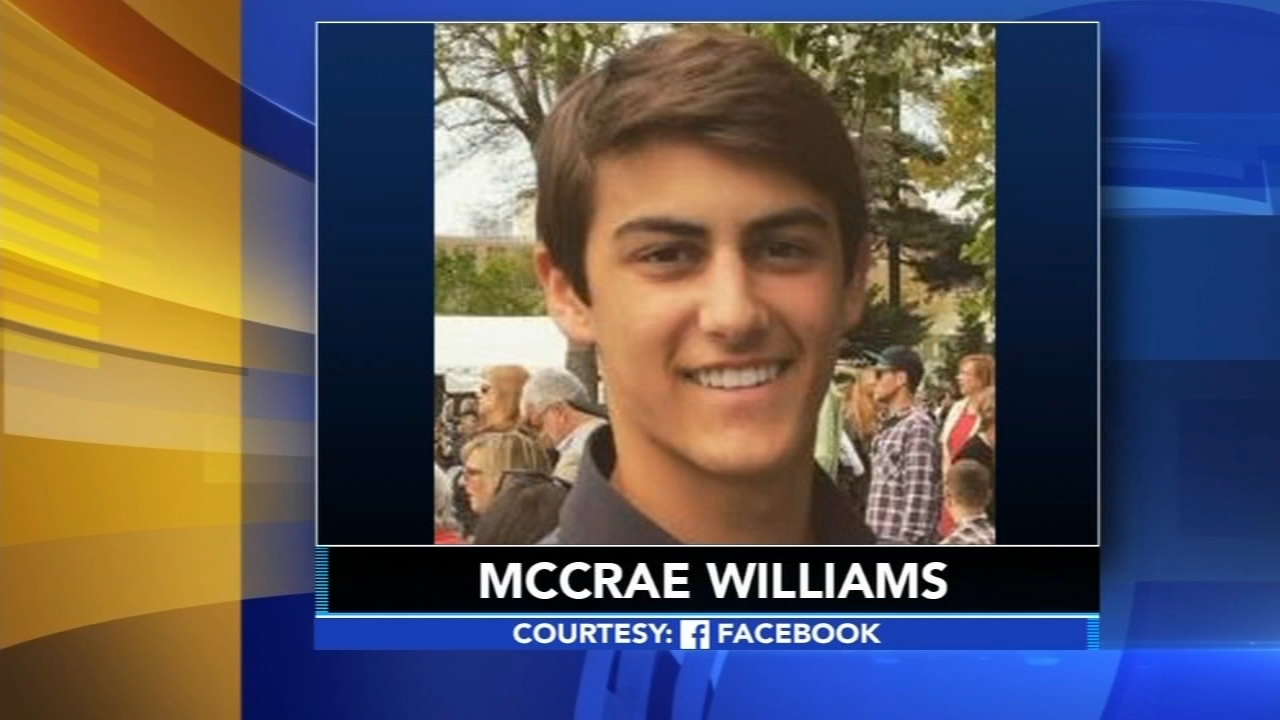 Parents sue late sons classmates. Tamala Edwards reports during Action News Mornings on December 12, 2018.