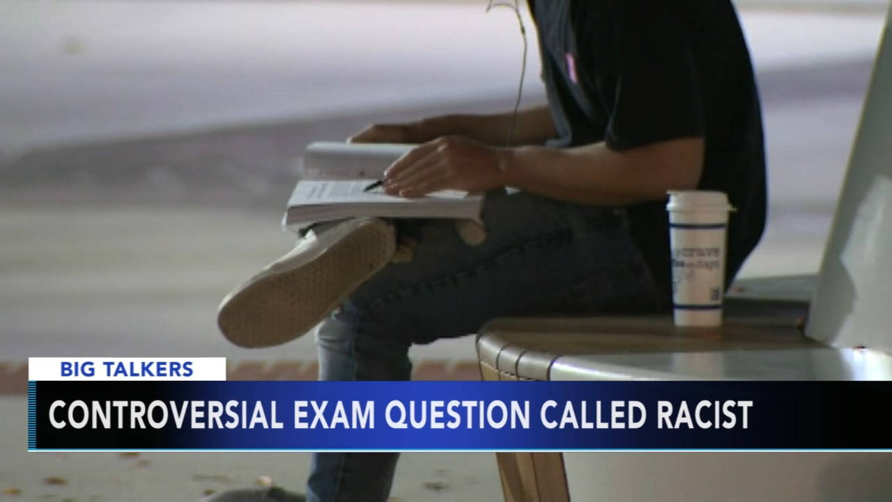 Final exam question causes controversy at California State University, Long Beach. Sharrie Williams reports during Action News at 4 p.m. on December 13, 2018.