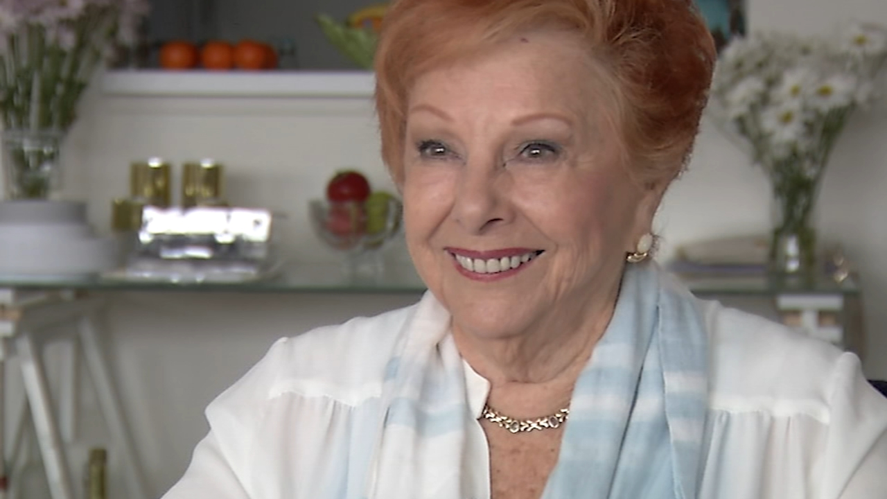 Art of Aging: Dee Levin, 87, is still kicking up her heels. Tamala Edwards reports during Action News at 12 p.m. on December 13, 2018.