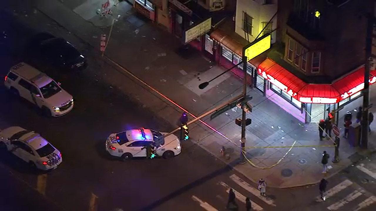 4 people shot inside barbershop in Logan