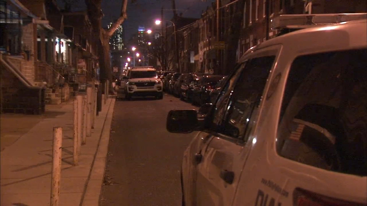 Man robbed during home invasion in Point Breeze on December 13, 2018.