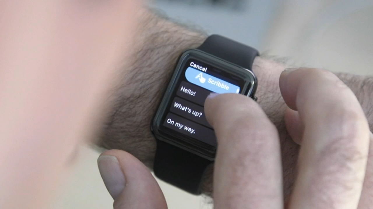 Consumer Reports: Smartwatches vs. fitness trackers - Nydia Han reports during Action News at 4:30pm on December 13, 2018.