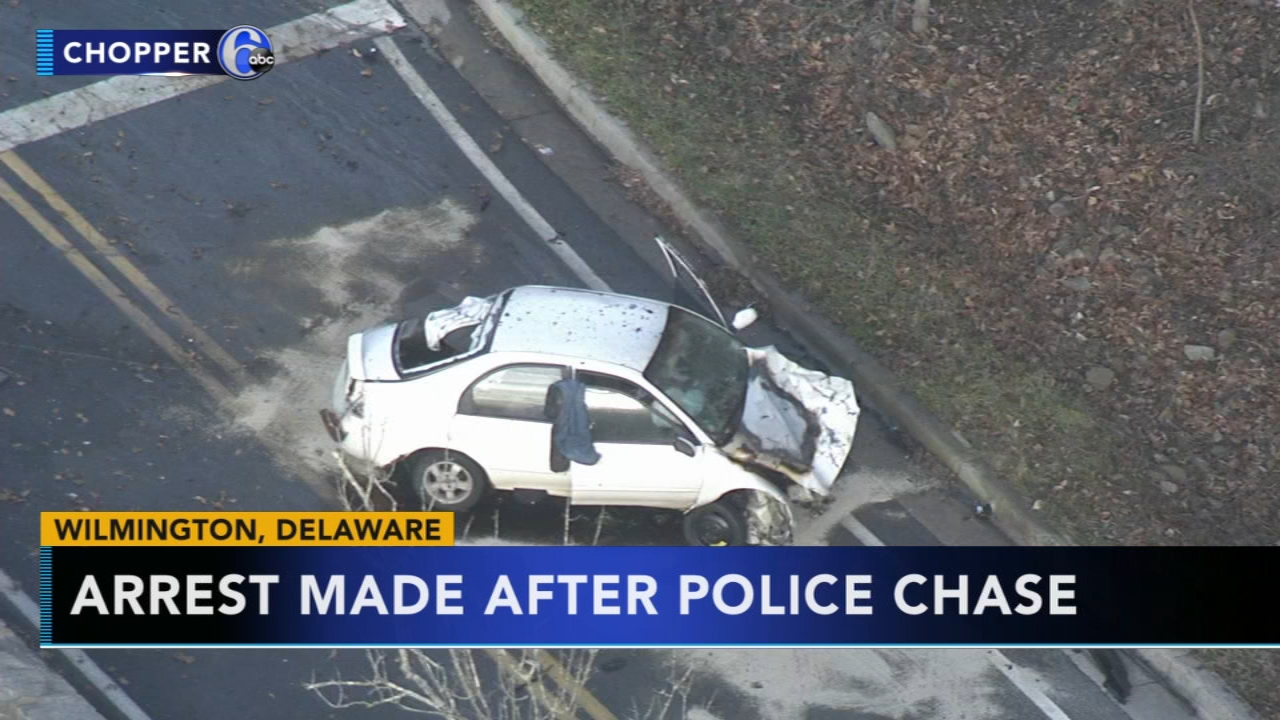 Police: Driver who crashed into wall was on drugs. Watch this report from Action News at 4pm on December 13, 2018.
