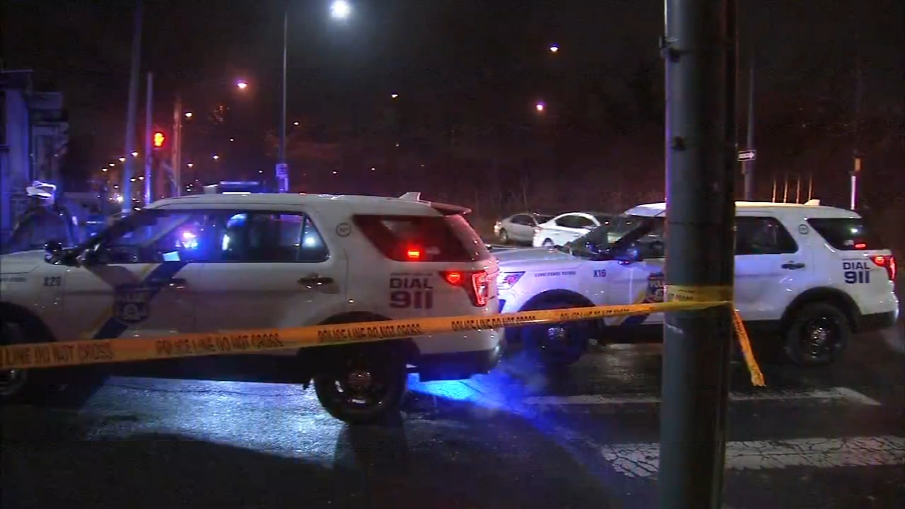 Philadelphia police say a 16-year-old male was shot Friday evening as reported during Action News at 11 on December 14, 2018.
