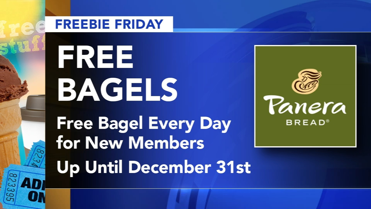Freebie Friday: Shipping Day, Winterfest, pet photos with Santa, bagels, parking - Rick Williams and Monica Malpass report during Action News at 4:30pm on December 14, 2018.