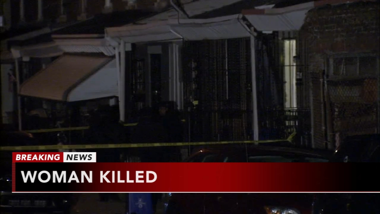 Police: Woman killed near baby in Logan home. Jeannette Reyes reports during Action News Mornings on December 14, 2018.