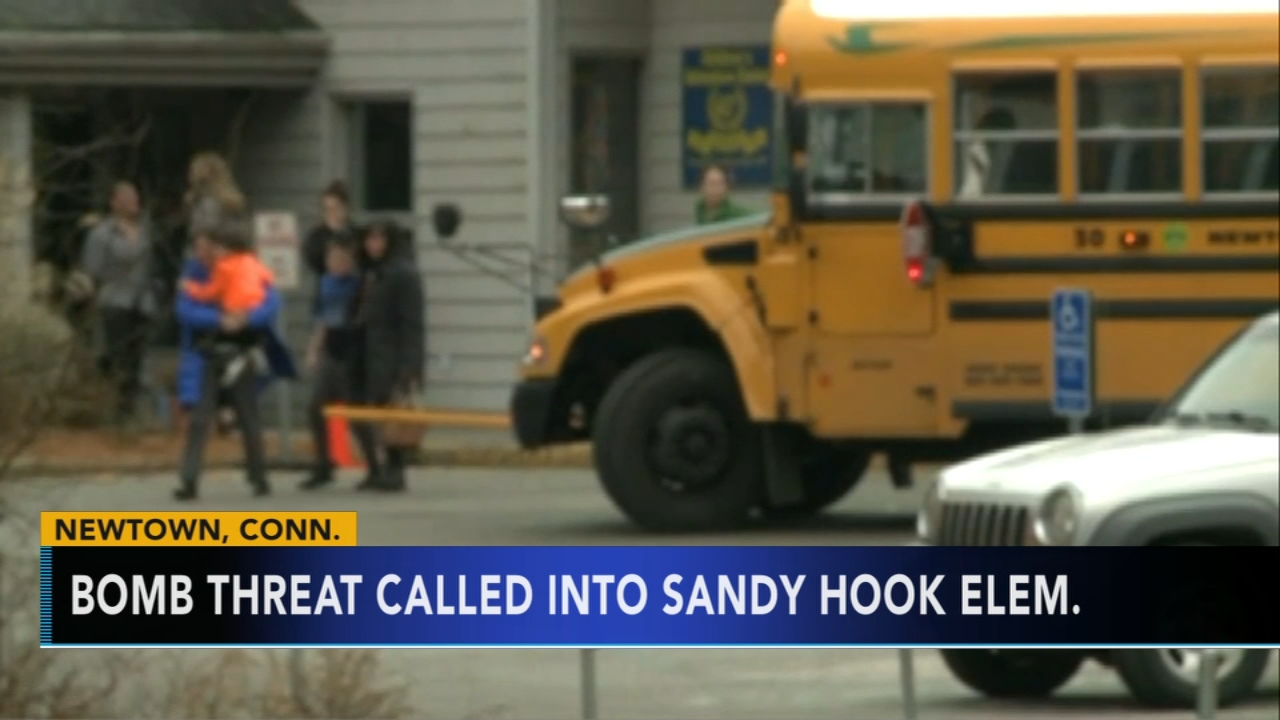 Sandy Hook school receives threat on shooting anniversary. Watch this report from Action News at 4pm on December 14, 2018.