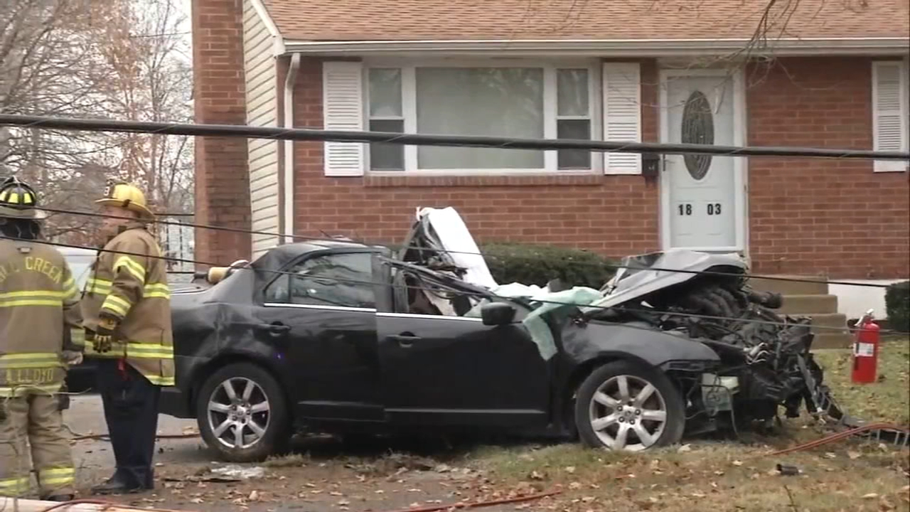 Police: Speed a factor in crash that killed Del. high school student. Maggie Kent reports during Action News at 5pm on December 14, 2018.