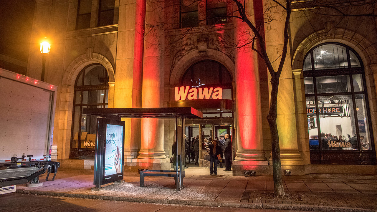 Largest Wawa ever opens in Center City