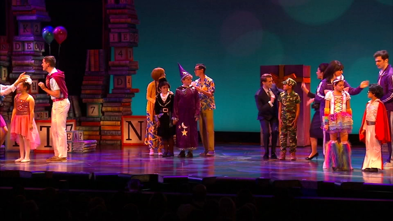 Matilda takes its Broadway act to the Walnut Street Theatre. Karen Rogers reports during Action News at 6 a.m. on December 15, 2018.