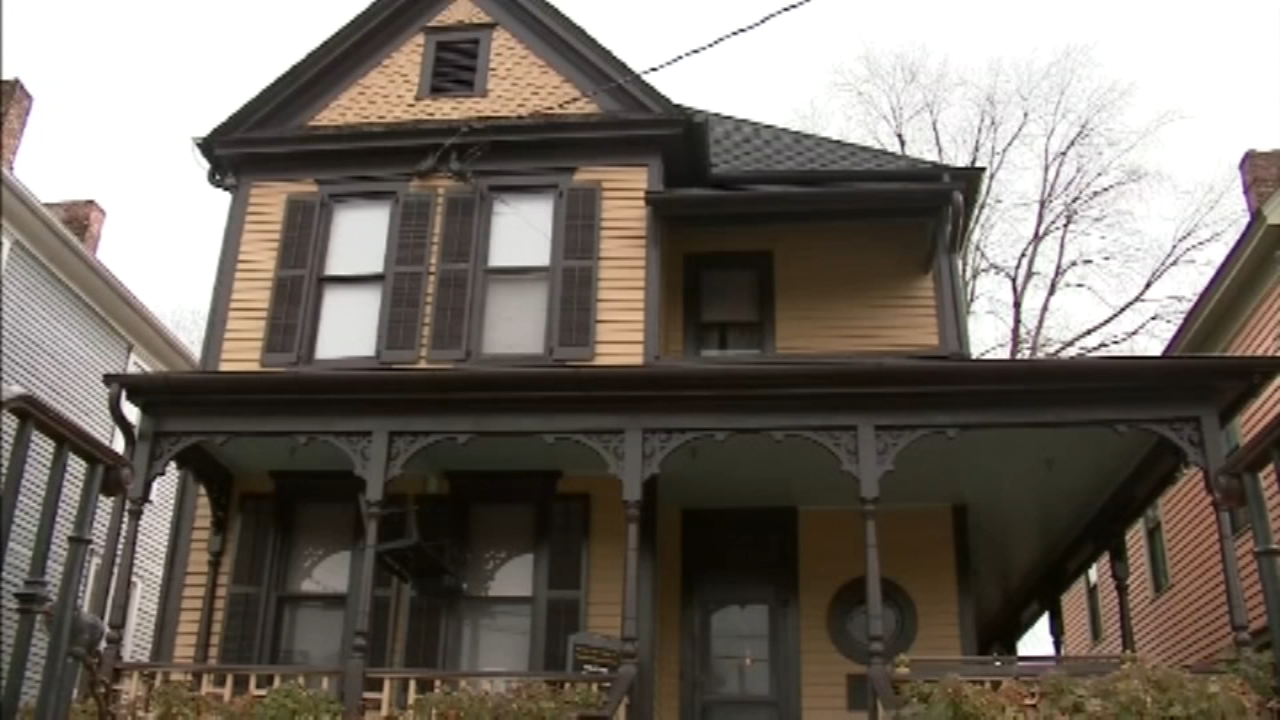 Childhood home of Dr. Martin Luther King Jr. sold to the National Park Service. Gray Hall reports during Action News at 5 a.m. on December 15, 2018.