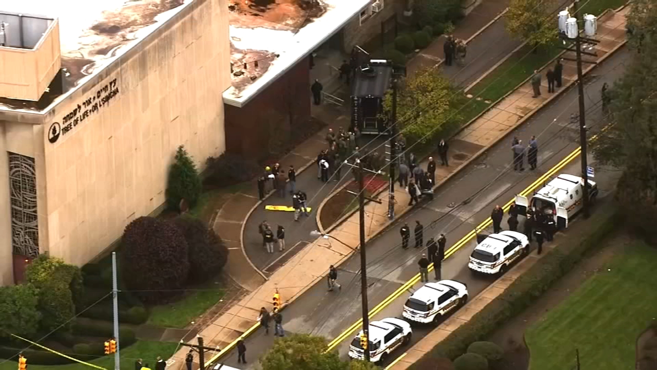 Pittsburgh city leaders call for gun control following synagogue shooting. Gray Hall reports during Action News at 6 a.m. on December 15, 2018.