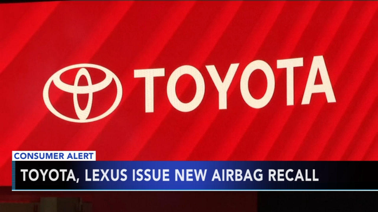 Toyota recalls pickups, SUVs to fix air bag, brake problems. Gray Hall reports during Action News at 6 a.m. on December 15, 2018.