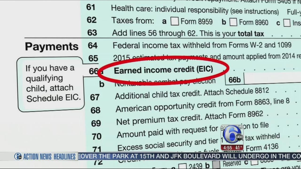 Consumer Reports Earned Income Tax Credits 6abc