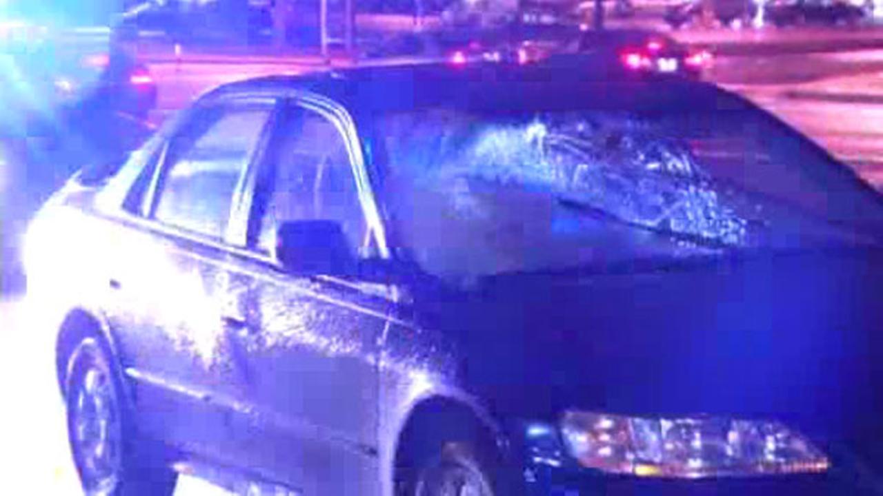 Pedestrian critical in Newark, Del. accident