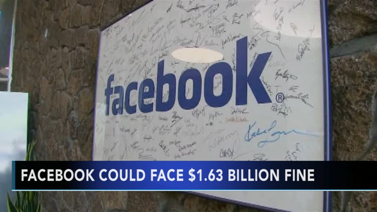 Facebook could potentially face $1.63B fine over data breach. Nydia Han reports during Action News at 6 a.m. on December 16, 2018.