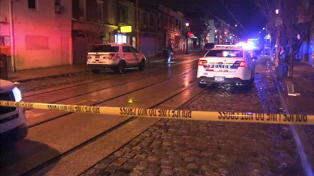 Man hospitalized after being shot in Germantown restaurant. Gray Hall reports during Action News at 6 a.m. on December 16, 2018.
