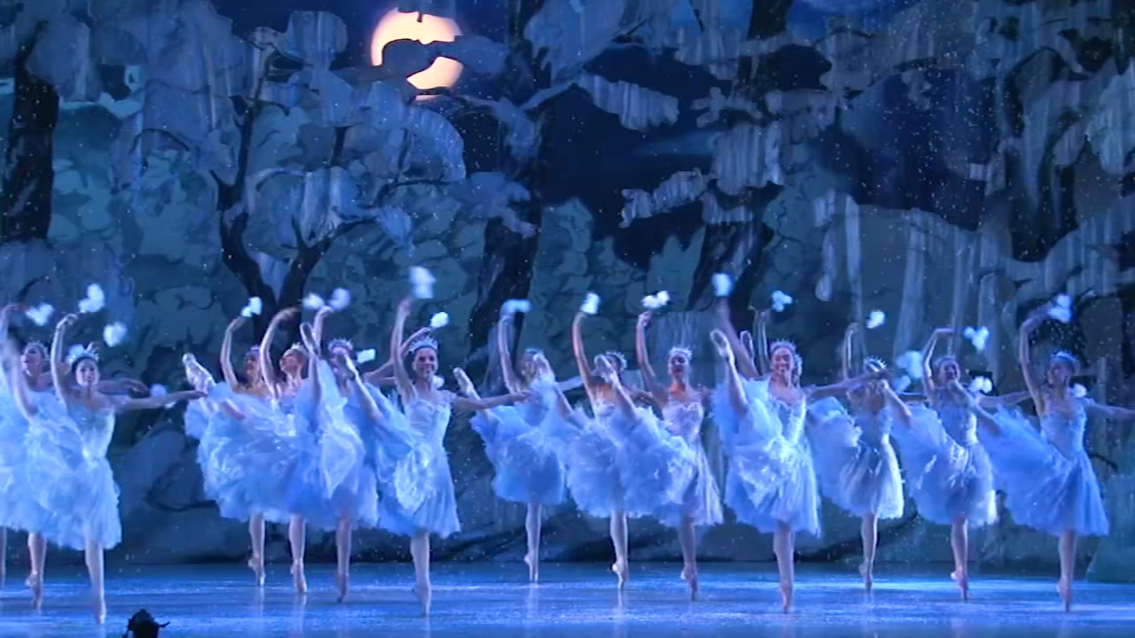 PA Ballets 50th performance of The Nutcracker at Academy of Music. Karen Rogers reports during Action News at 7 a.m. on December 16, 2018.