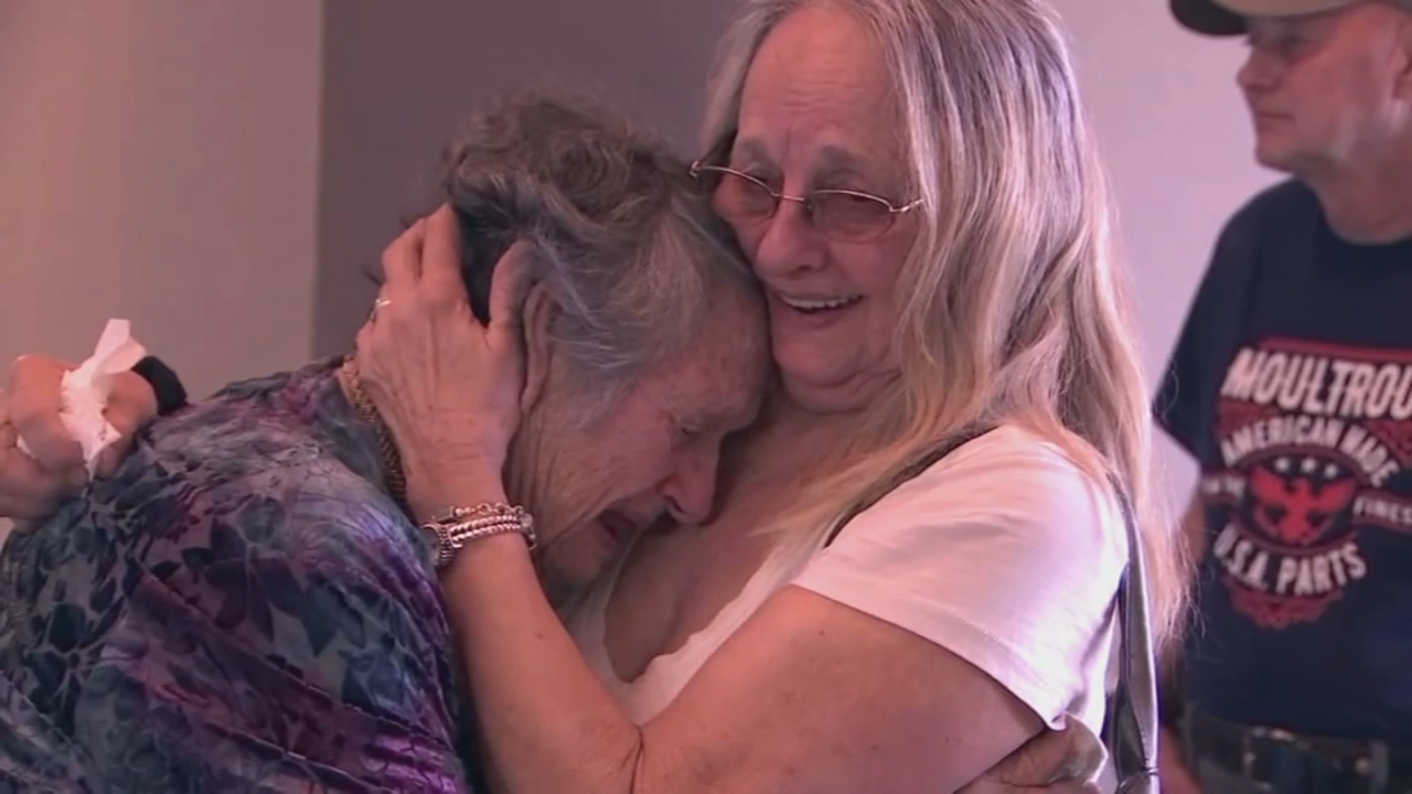 Mother reunites with daughter she thought had died 69 years earlier. Gray Hall reports during Action News at 6 a.m. on December 16, 2018.