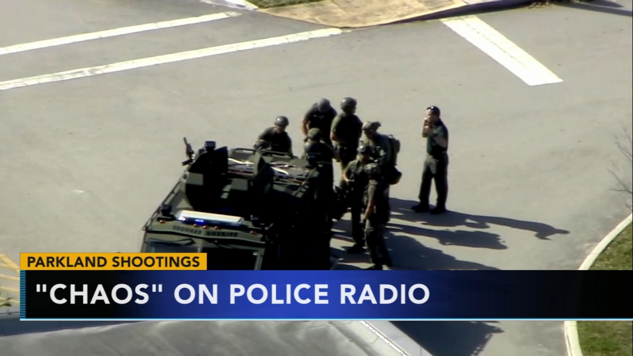 New information reveals radio problems hindered police response in Parkland school shooting. Gray Hall reports during Action News at 6 a.m. on December 16, 2018.
