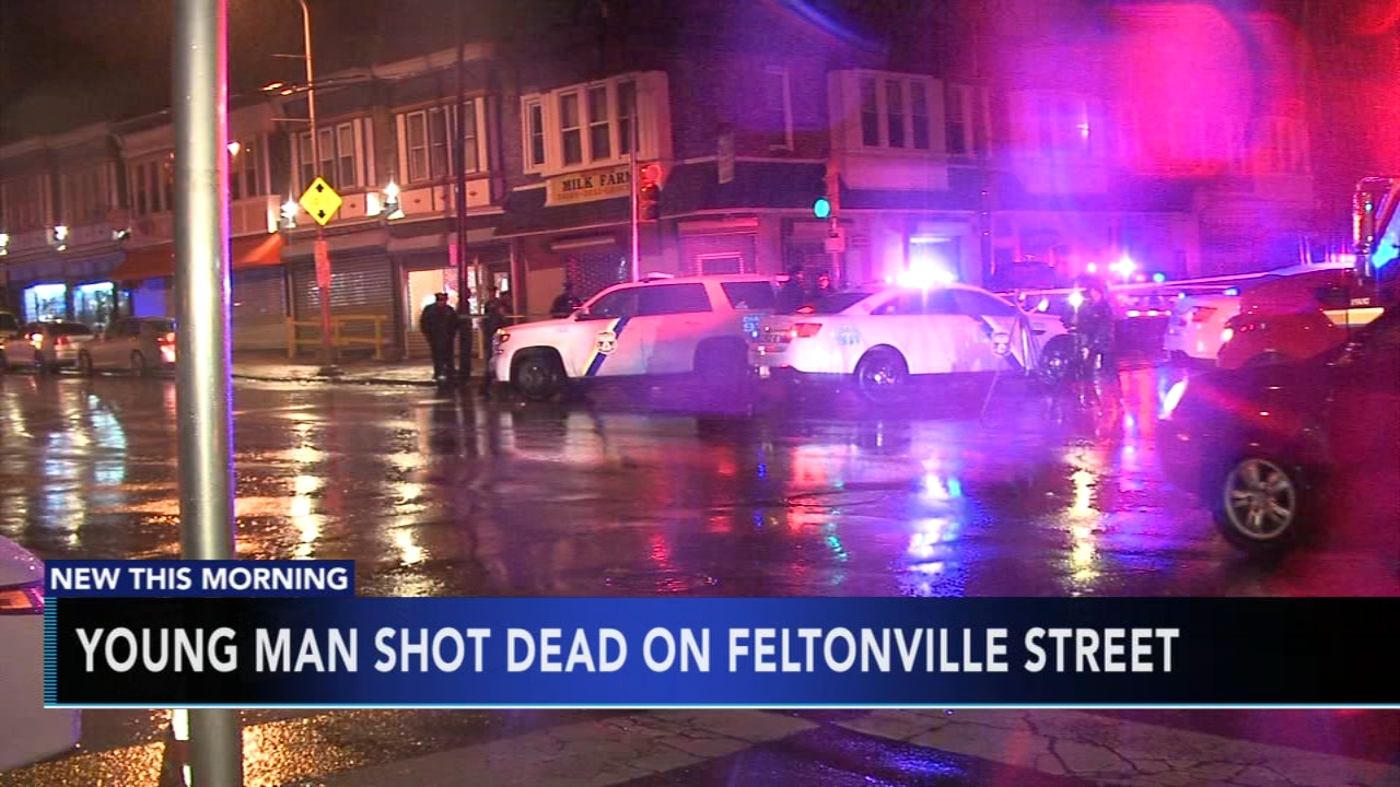 Man killed in shooting in Feltonville. Nydia Han reports during Action News at 6 a.m. on December 16, 2018.