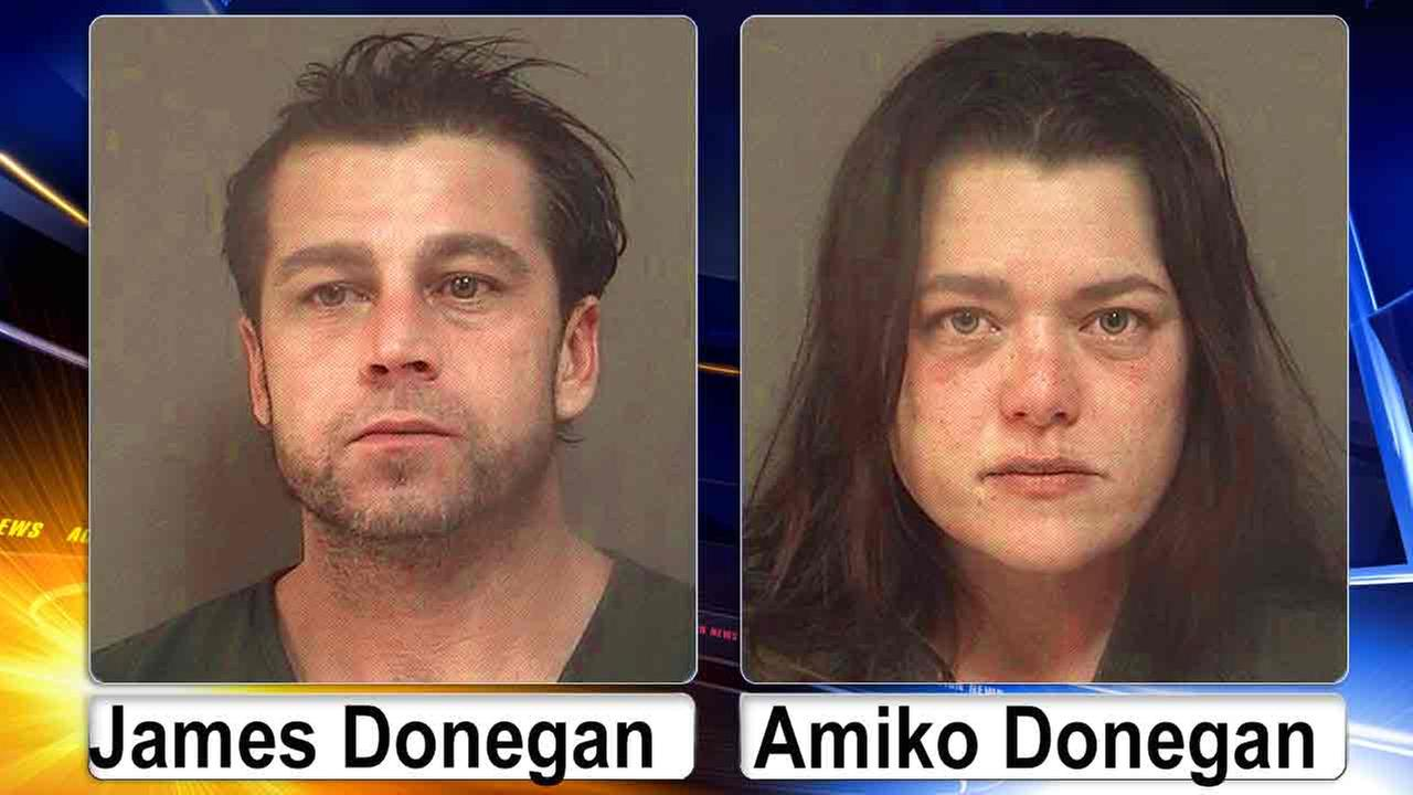 Husband and wife charged with burglaries at NJ retirement community