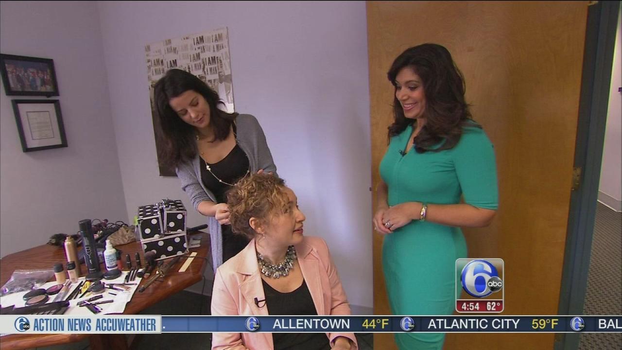 VIDEO: ManeStreem brings beauty salon to your door