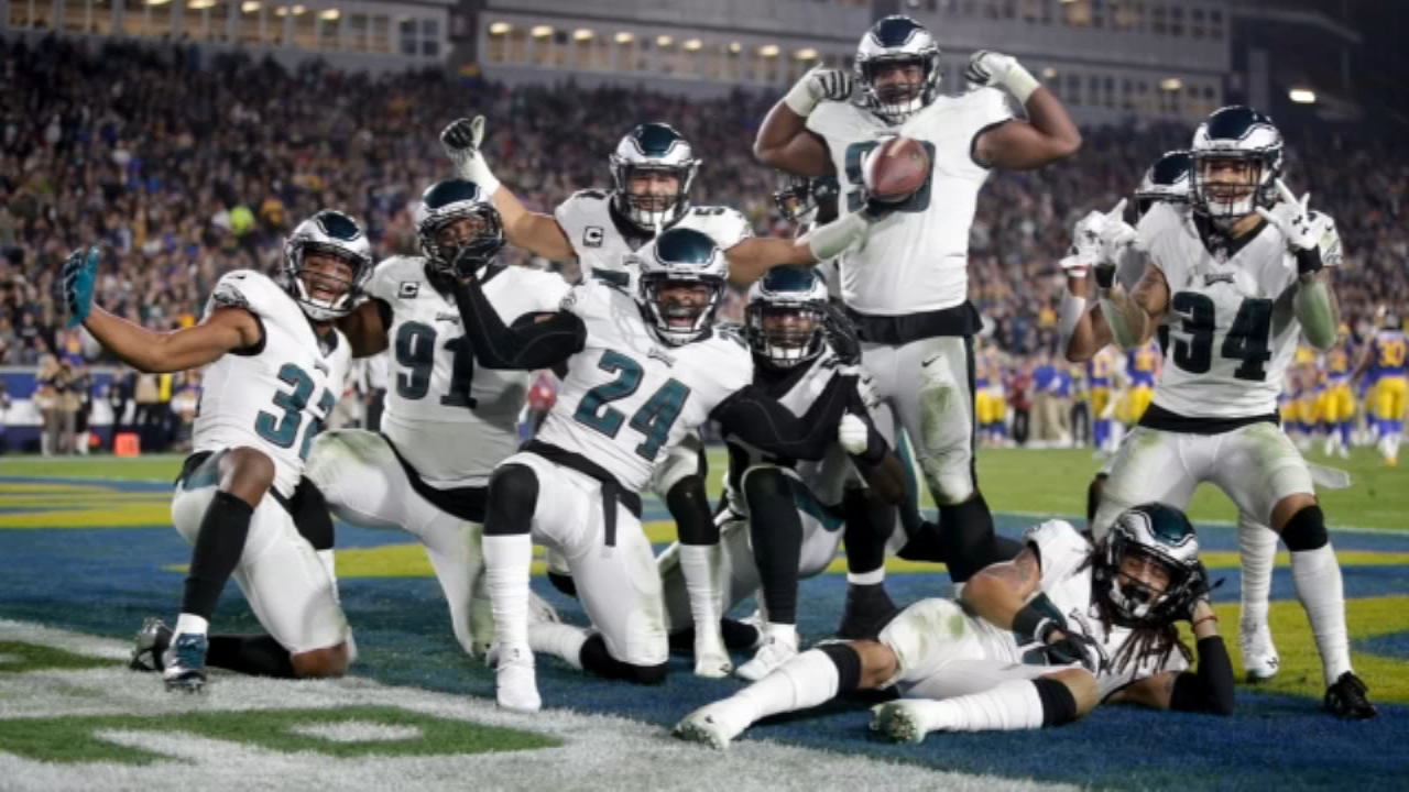 Foles leads Eagles past Rams 30-23. Jeannette Reyes reports during Action News Mornings on December 17, 2018.