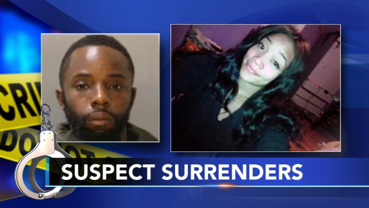 Suspect surrenders in murder of mother near newborn daughter. Jeff Chirico reports during Action News at 4pm on December 17, 2018.
