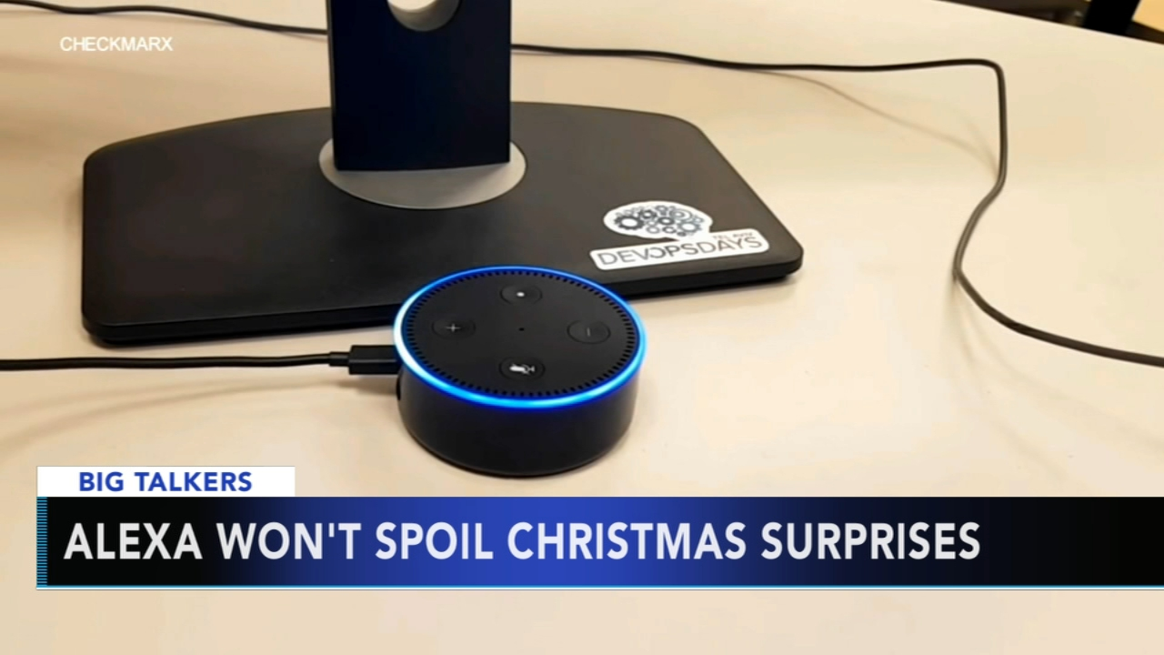 No matter how many times you ask, no matter how hard you try, no way, no how will Alexa spill the beans and tell you what youre getting for Christmas.