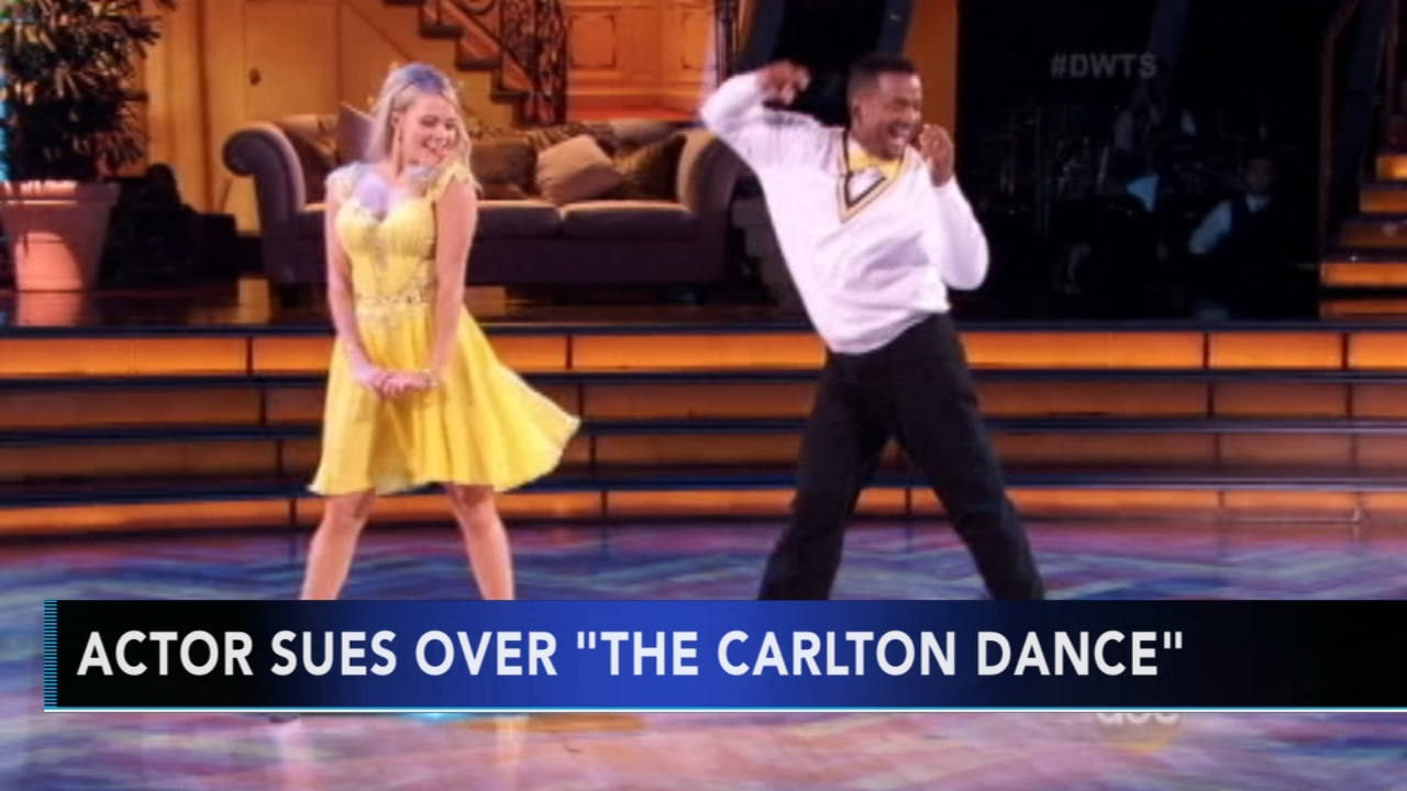 Fresh Prince star sues over Carlton Dance. Tamala Edwards reports during Action News Mornings on December 18, 2018.