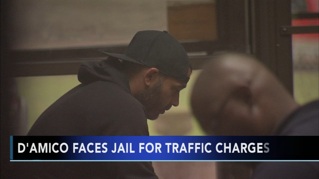 Man in alleged GoFundMe scam facing jail on traffic charges. Watch this report from Action News at 4:30pm on December 18, 2018.