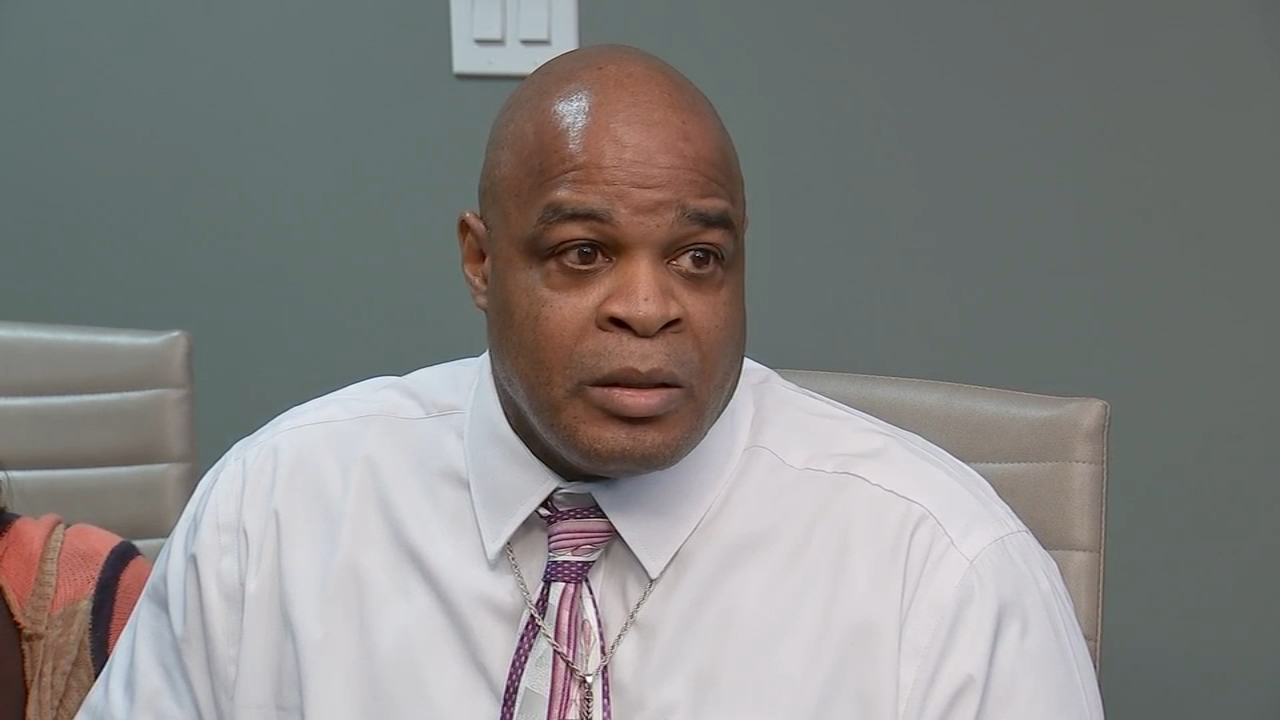 Man released decades behind bars: Justice system is broken.  John Rawlins reports during Action News at Noon on December 18, 2018.
