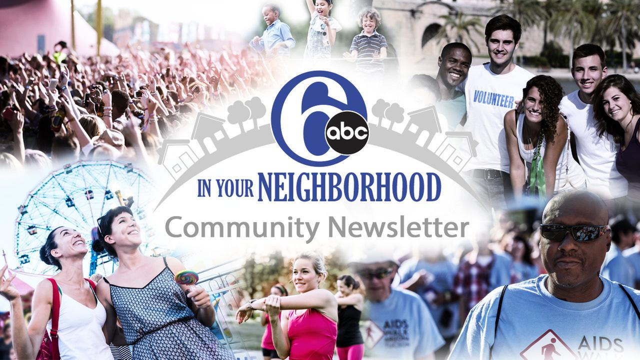 6abc Community Newsletter Sign Up