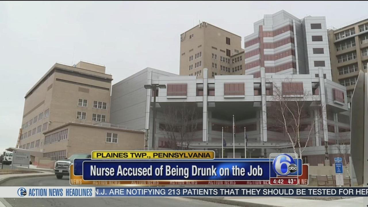 VIDEO: Police: Nurse had 4-5 beers before assisting in VA operation