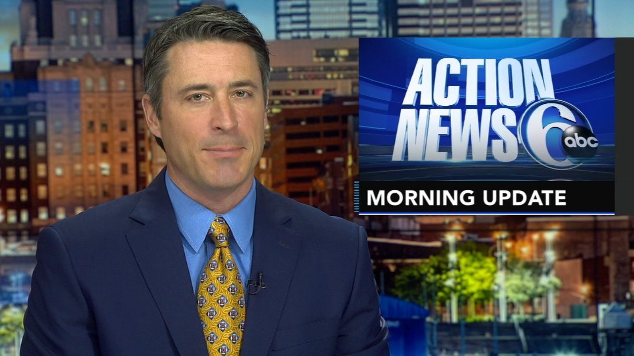 Matt ODonnell reports, and meteorologist David Murphy has the latest from AccuWeather, during the Action News Morning Update on December 19, 2018.