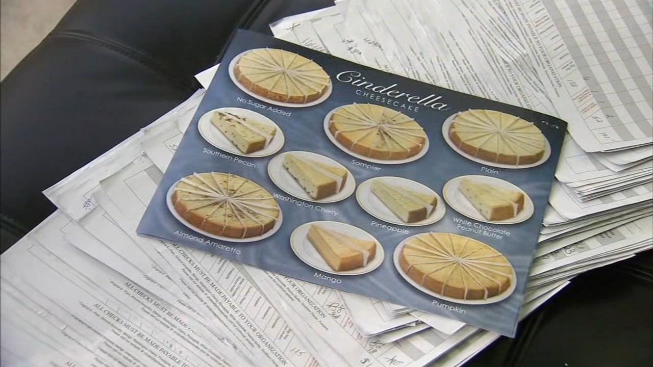Local cheesecake company takes fundraising money but doesnt deliver: Gray Hall reports on Action News at 5 p.m., December 19, 2018