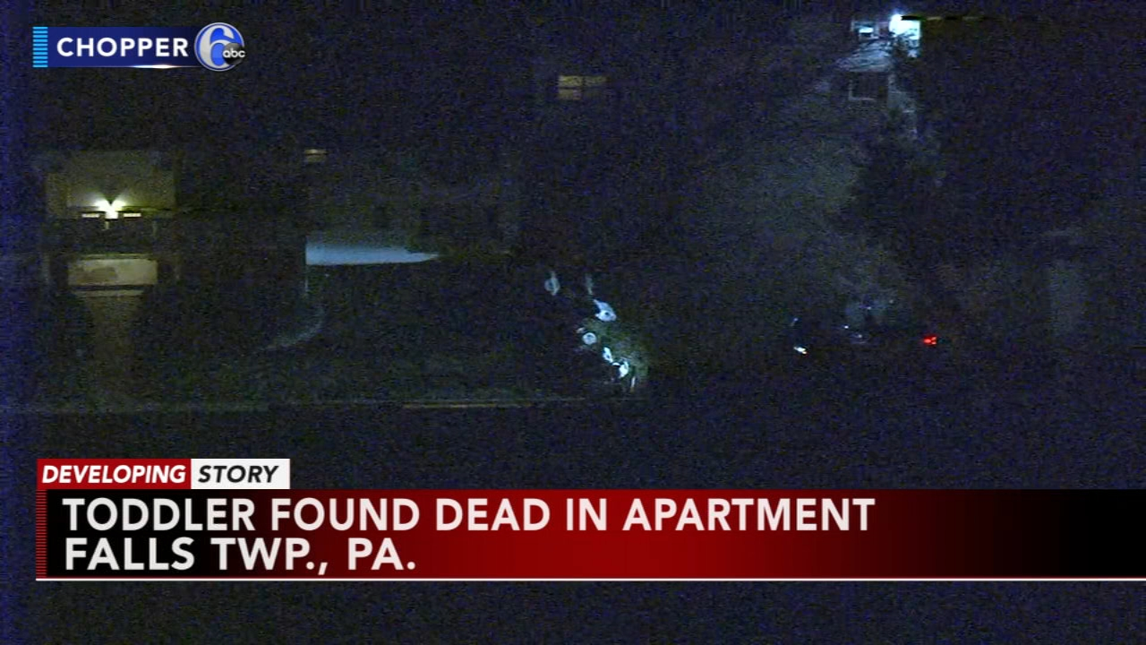 Child death investigation in Falls Twp., Pa. Tamala Edwards reports during Action News Mornings on December 19, 2018.