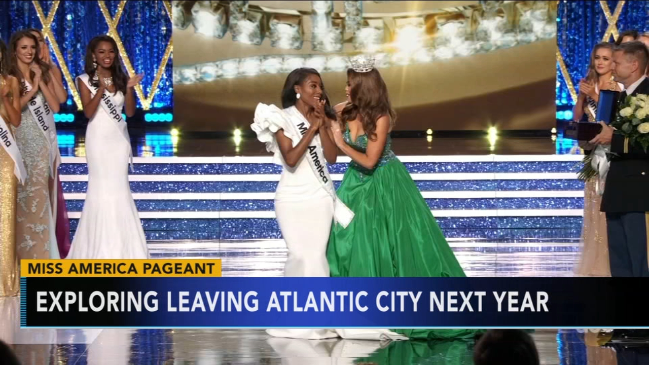 Miss America Pageant could be leaving Atlantic City. Tamala Edwards reports during Action News Mornings on December 19, 2018.