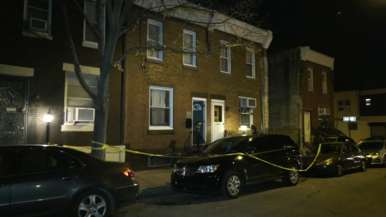 Man stabbed to death inside North Phila. home. Matt ODonnell reports during Action News Mornings on December 19, 2018.