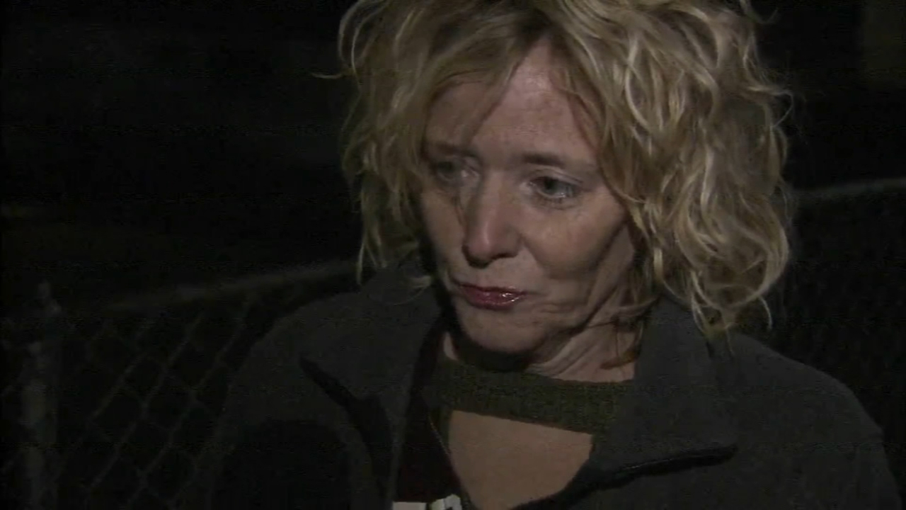 A woman whose car was stolen when she was tricked into exiting her running vehicle as reported by Dann Cuellar during Action News at 11 on December 19, 2018.