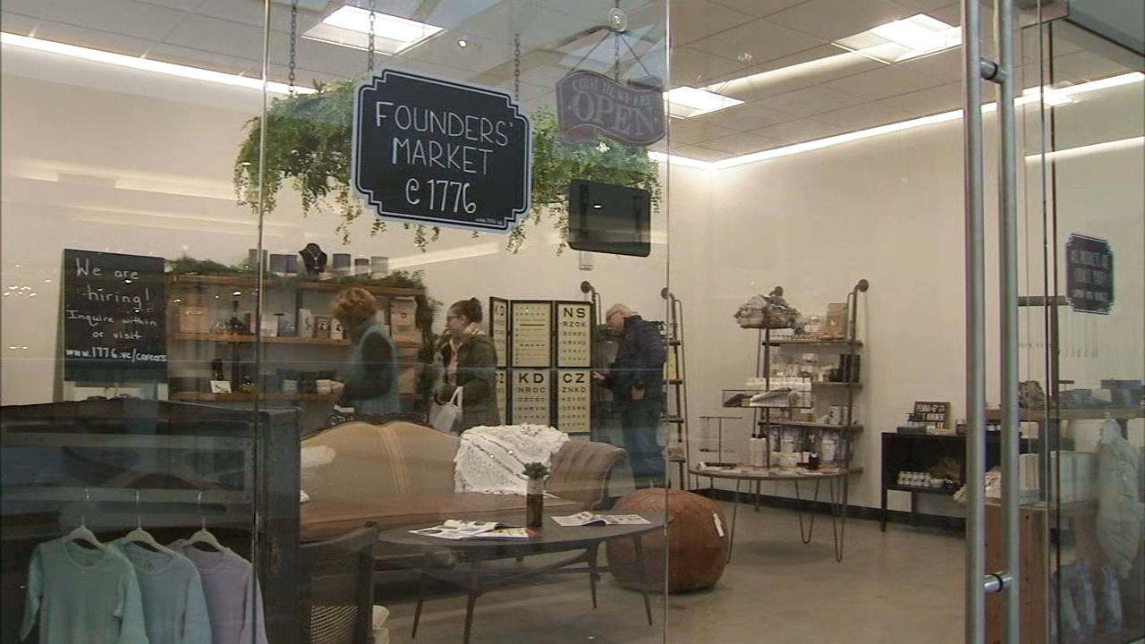 Whats the Deal: Shop local, handmade gifts at Founders Market - Alicia Vitarelli reports during Action News at 4:30pm on December 20, 2018.