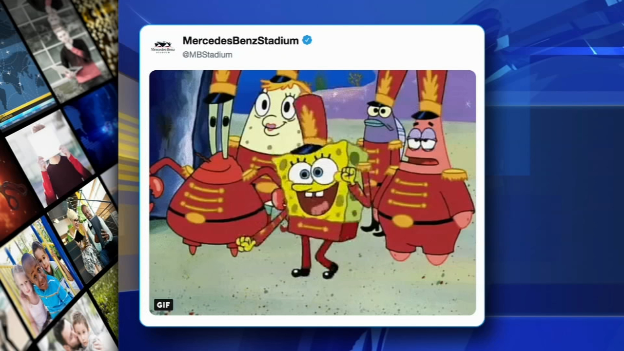 Spongebob Squarepants fans create petition to perform Sweet Victory at the Super Bowl. Alicia Vitarelli reports during Action News at 4 p.m. on December 21, 2018.