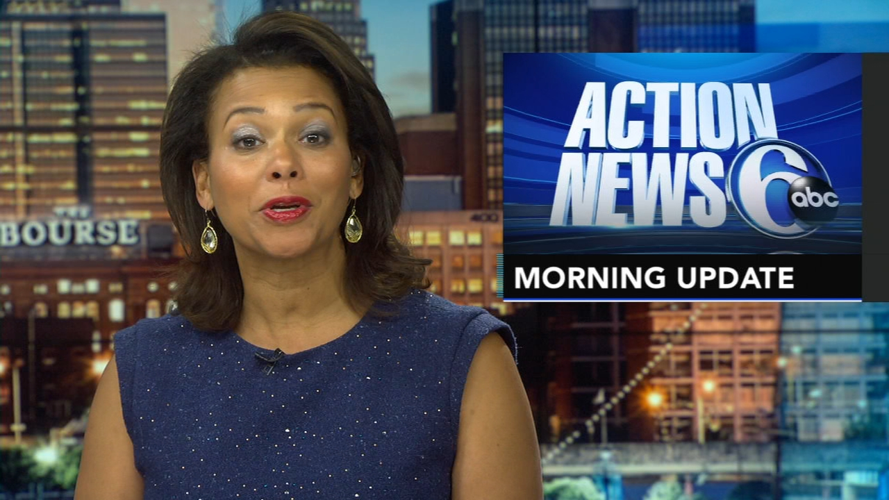 Tamala Edwards reports, and meteorologist Karen Rogers has the latest from AccuWeather, during the Action News Morning Update on December 20, 2018.